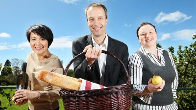 'Paddock-to-Plate'...supporting local tourism